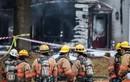 Máy bay rơi ngoại ô thủ đô Mỹ: 6 người thiệt mạng