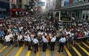 Người biểu tình Hồng Kông âm mưu tổ chức phong trào mới