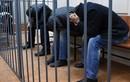 Cảnh phiên xét xử 5 nghi phạm sát hại ông Boris Nemtsov
