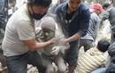 Hiện trường vụ động đất kinh hoàng ở Nepal