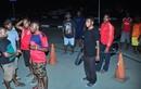 Thân nhân hành khách máy bay Indonesia rơi trắng đêm đợi tin