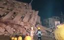 Động đất kinh hoàng ở Đài Loan, sập nhiều nhà