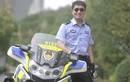 Ngắm loạt cảnh sát giao thông đẹp trai nhất Trung Quốc