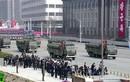 Loạt ảnh nóng hổi về lễ diễu binh, duyệt binh ở Triều Tiên