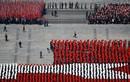 Loạt hình ảnh đầu tiên trong lễ diễu binh Triều Tiên