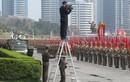 Hậu trường đáng nhớ trong lễ diễu, duyệt binh ở Triều Tiên