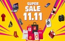 Canh hàng giảm giá online 11/11: Tín đồ shopping dở khóc, dở cười