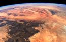 Giật mình ảnh chụp Trái đất từ vũ trụ ngày càng giống sao Hỏa