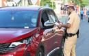 CA Hà Nội xử phạt 72 trường hợp không có giấy đi đường theo quy định