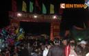 Xe ôm hét giá trên trời tại lễ hội chợ Viềng