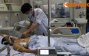 Sập giàn giáo Formosa: CN dập phổi ở BV Bạch Mai ra sao?