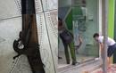 Sự manh động, hung hãn của các đối tượng cướp ngân hàng gây chấn động
