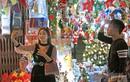Không khí Giáng sinh tràn ngập khắp ngõ phố Hà Nội