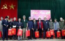 Lãnh đạo TP Hà Nội thăm, tặng quà Tết 128 hộ dân xã Đồng Tâm