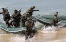 Khiếp vía đặc nhiệm Triều Tiên diễn tập tấn công đổ bộ