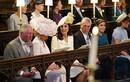 Công nương Kate mặc lại váy từ 3 năm trước dự đám cưới Hoàng gia