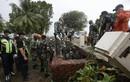 373 người chết vì sóng thần, Indonesia chạy đua cứu nạn
