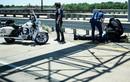 Môtô hộ tống Tổng thống Trump gặp tai nạn ở Louisiana