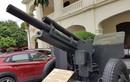 Cận cảnh cỗ pháo Mỹ khiến quân Pháp khiếp đảm ở Điện Biên Phủ
