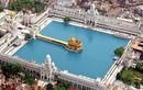 Khám phá ngôi đền được dát 100 kg vàng