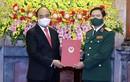 Thượng tướng Nguyễn Tân Cương làm Tổng Tham mưu trưởng QĐND Việt Nam