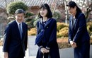 Dung nhan công chúa Nhật Bản chuẩn bị du học Anh