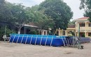 Bé gái 4 tuổi tử vong sau khi ngã xuống bể bơi trong trường học