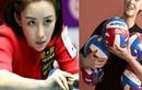 Thánh nữ bi-a đọ sắc Hoa hậu bóng chuyền Trung Quốc: U40 như 20 tuổi