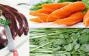 Những món ăn kết hợp với nhau biến thành chất độc bảng A
