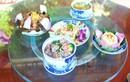 Các món chế từ sen ở Ninh Bình
