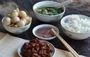 Món ăn gây hại thường xuyên xuất hiện trong mâm cơm của người Việt