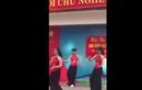 Video : Nam sinh giả gái múa cực dẻo mừng ngày 20/11