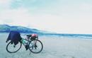 9X Hà Nội bỏ việc, độc hành xuyên Việt trên chiếc xe đạp