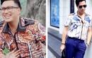 Khó hiểu khi Việt Anh ăn mặc màu mè trong Hướng dương ngược nắng