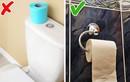 Những món đồ phổ biến phá hỏng không gian phòng tắm của bạn