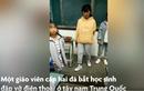 Video : Giáo viên Trung Quốc bắt học sinh đập vỡ điện thoại