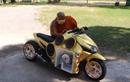 Video: Nhà sư Thái Lan mua xe máy độ loa siêu to khổng lồ