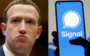 Mark Zuckerberg bị phát hiện dùng sản phẩm của đối thủ