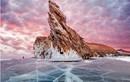 Ngỡ ngàng trước vẻ đẹp siêu thực của hồ sâu nhất thế giới