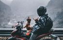Chủ đưa chó cưng đi phượt xuyên Việt bằng xe máy