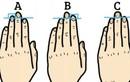 Chiều dài ngón tay đeo nhẫn tiết lộ bạn có khả năng làm lãnh đạo