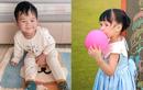 Con trai Đặng Thu Thảo 1 tuổi nhưng lớn bằng chị gái lên 3