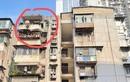 Hốt hoảng với mối nguy treo trên đầu từ căn hộ bỏ hoang 6 năm