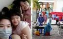 Mẹ lịm đi vì COVID-19, con gái đổ nước lên người bác để gọi dậy cứu mẹ
