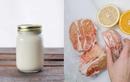 Ăn bưởi cùng sữa chua có ngộ độc không?