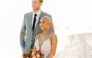 Những cô dâu khoe đầu trọc trong đám cưới