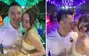 Chi Bảo đắm đuối hôn bạn gái kém 16 tuổi trong tiệc sinh nhật