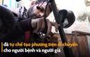 Video: Nam thanh niên chế xe điện cho người già từ phế liệu