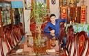Cuộc sống trong nhà vườn 3.000 mét vuông của Minh Luân