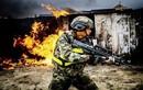 Trung Quốc tập trận chống khủng bố như đóng phim Holywood